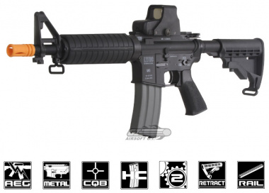 CA Full Metal Premium Sportline LWRC M6 Shorty AEG Airsoft Gun