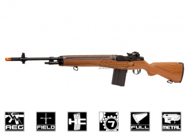 Classic Army Full Metal M14 Match AEG Airsoft Gun ( Wood / SV Series )