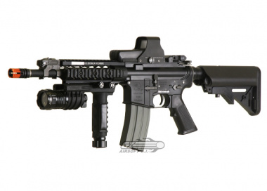 CA Armalite Full Metal Blow Back M15A4 URX AEG Airsoft Gun