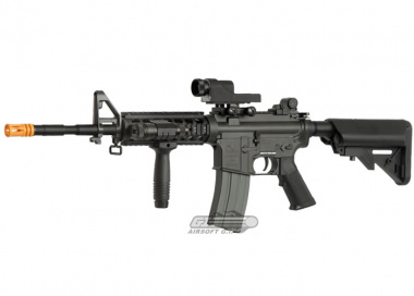 CA M15A4 RIS Carbine AEG Airsoft Gun ( Sportline / Value Package )