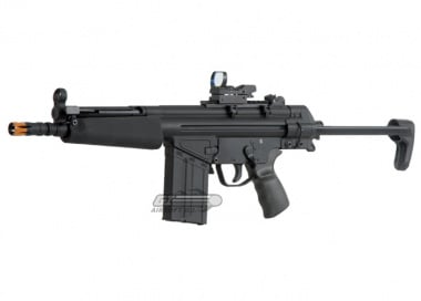 ( Discontinued ) Classic Army Full Metal SAR Offizier M41 AEG Airsoft Gun