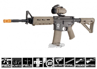 Magpul MOE Carbine Sportline AEG Airsoft Gun ( Dark Earth )