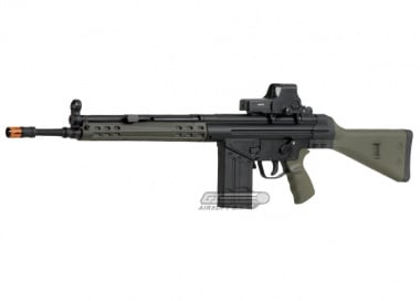 ( Discontinued ) Classic Army Full Metal SAR Sportmatch M41 SG AEG Airsoft Gun
