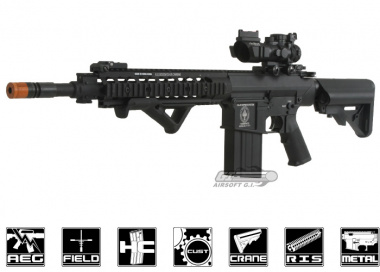 CA Full Metal CA-25 URX Special Forces AEG Airsoft Gun