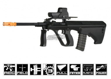CA Steyr Arms AUG A2 AEG Airsoft Gun ( Sportline / Value Package )