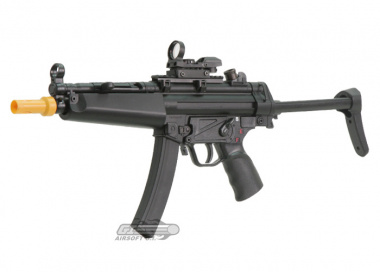 ( Discontinued ) Classic Army Full Metal Receiver MK5 A3 SEF AEG Airsoft Gun ( Sportline / Value Package )