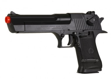 Desert Eagle Blowback Pistol Airsoft Gun Licensed by Cybergun
