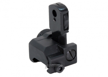 * Discontinued * Firepower Flip Up Rear Sight for M4 / M16