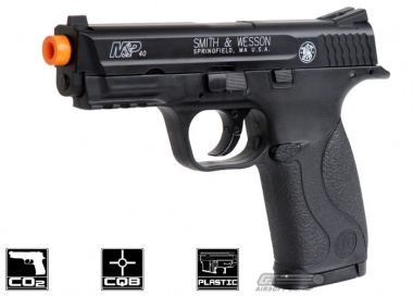 ( Discontinued ) Smith & Wesson M&P CO2 Non Blowback Airsoft Gun
