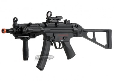 ( Discontinued ) CM049 High Grade Full Metal Blow Back MK5A5 RIS AEG Airsoft Gun