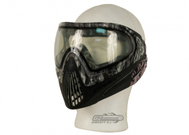 ( Discontinued ) Dye Tactical i4 Thermal Full Face Mask ( Tiger Grey )