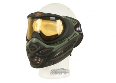 Dye Tactical Pro i3 Thermal Full Face Mask ( OD )