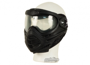 Dye Tactical Pro Axis Thermal Full Face Mask ( Black )