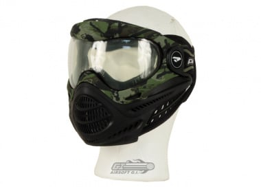 Dye Tactical Pro Axis Thermal Full Face Mask ( OD Camo )