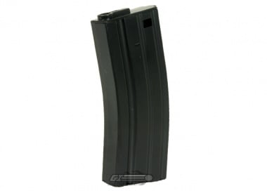 Echo 1 100rd M4 / M16 Dogs of War Metal Mid Capacity AEG Magazine