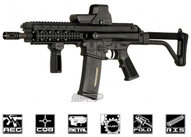 Robinson Armament Full Metal XCR AEG Airsoft Gun ( BLK )