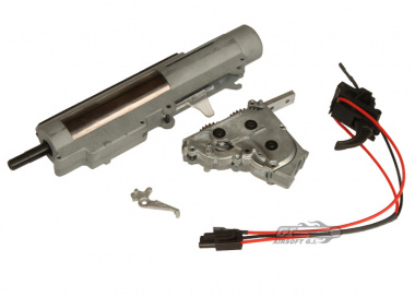 Echo 1 XCR Complete AEG Gearbox