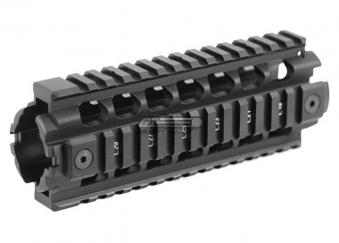 Ergo Z RIS Unit For M4 / M16 ( Licensed By Falcon Industries )