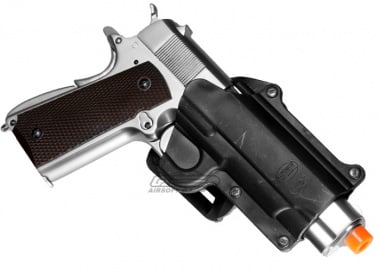 Fobus 1911 Style Without Rails Belt Holster ( C21BH )