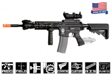 Airsoft GI G4-A5 Shadow Knight Carbine Blowback Version Airsoft Gun