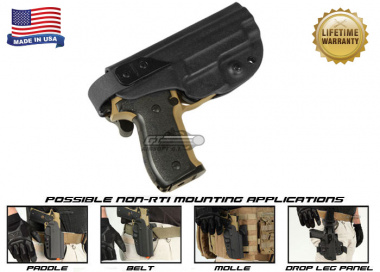 G-Code XST Standard Holster for Sig 226 & 229 ( Non-RTI / Right Hand / HOLSTER ONLY ) Black