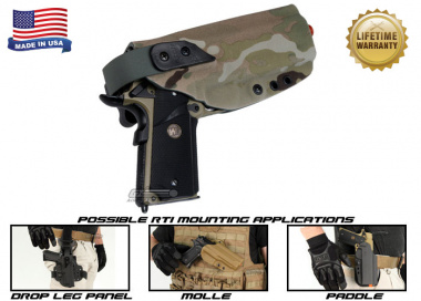 G-Code XST RTI Holster for 1911 ( Right Hand / HOLSTER ONLY ) Multicam