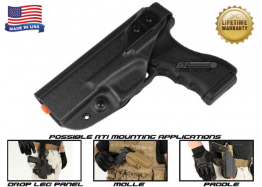 G-Code XST RTI Holster for KWA ATP ( Left Hand / HOLSTER ONLY ) Black