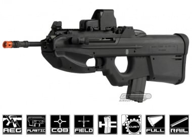 * Discontinued * FN Herstal F2000 AEG Airsoft Gun By G&G