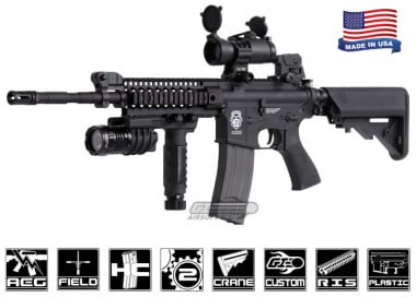 Airsoft GI G4-A3 SP w/ Daniel Defense Blowback Version AEG Airsoft Gun ( Custom )