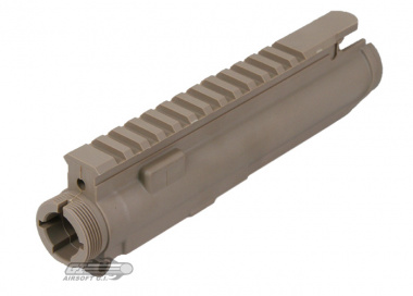 * Discontinued * G&G Plastic Upper Receiver for G4 and CM M4 Blowback ( Tan )
