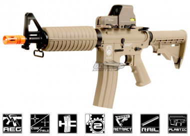 G&G GR16 Carbine Light (CQB) Plastic DST AEG Airsoft Gun ( Battery & Charger Package )