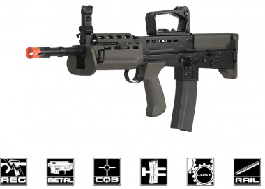 (Discontinued) G&G Full Metal L85 A2 Carbine Airsoft Gun