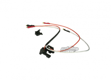 G&G Low Resistance AEG Switch & Wire Assembly for GR-16 ( Front )