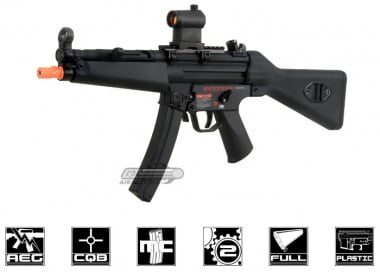 ( Discontinued ) G&G MK5A4 Pneumatic Blowback AEG Airsoft Gun ( Sportline )