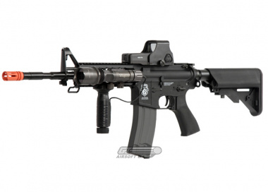 G&G GR15 Raider Electric Blow Back AEG Airsoft Gun ( Black )