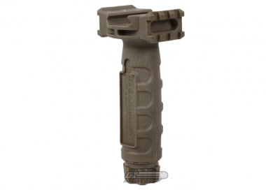 G&G Vertical Grip with Rails ( Tan )