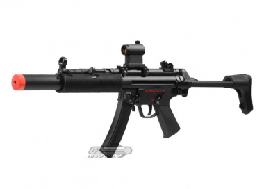 ( Discontinued ) G&G Full Metal Blow Back MK5 SD6 AEG Airsoft Gun