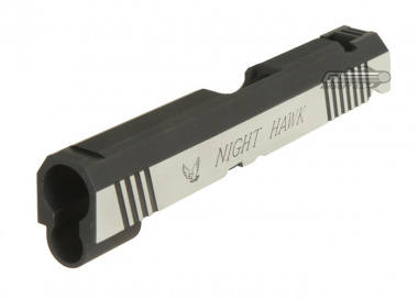 * Discontinued * Guarder STI Night Hawk Metal Slide for Tokyo Marui Hi-Capa 4.3 ( Two Tone )