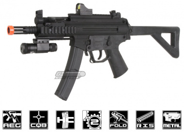 * Discontinued * GSG-522 Full Metal PDW AEG Airsoft Gun