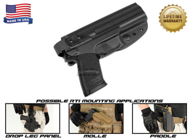 G-Code XST RTI Holster for H&K MK23 ( Right Hand / HOLSTER ONLY ) Black