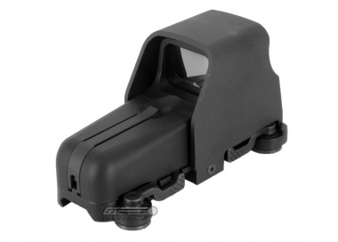 (Discontinued) Hurricane 553 Red Dot Holo Sight w/ QD Lever System ( Black )