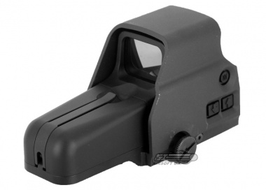 (Discontinued) Hurricane 556 Red Dot Holo Sight ( Black )