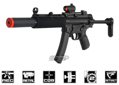 (Discontinued) Special Weapon Full Metal MK5 SD6 AEG Airsoft Gun