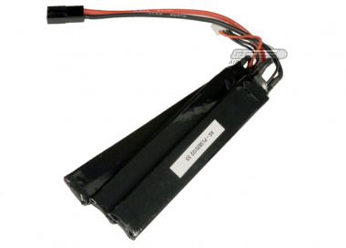 Spartan 11.1V 1050mah 15C LiPo Crane Stock Battery