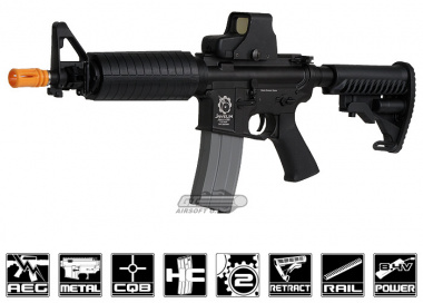 Javelin Airsoft Works Full Metal M933 Electric BlowBack AEG Airsoft Gun ( Battery & Charger Package )