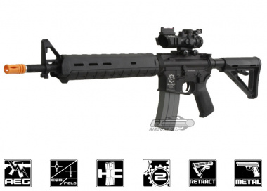 Javelin Airsoft Works Full Metal Recce AEG Airsoft Gun ( Rifle Length )