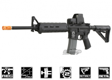 Javelin Airsoft Works Full Metal Recce AEG Airsoft Gun ( Mid Length )