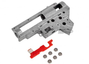 King Arms 9MM Reinforced AEG Gearbox for M16 / M4