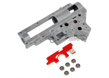 King Arms 9MM Reinforced AEG Gearbox for MK5