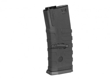 King Arms 360rd M4 / M16 High Capacity AEG Magazine ( CAA Licensed / BLK )